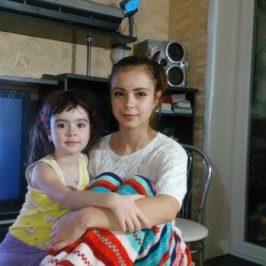 Пиляева Анастасия. И радость и печаль…Сума к сбору на трансплантацию составляет $60000