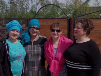 4 сестры: Коломиец Наталия, Бырса Лидия, Москалева Нина, Кучерук Татьяна