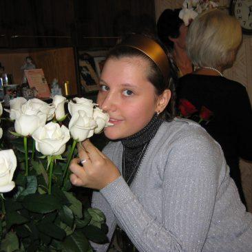 Лисовская Надежда (25.12.1994 — 08.06.2010)