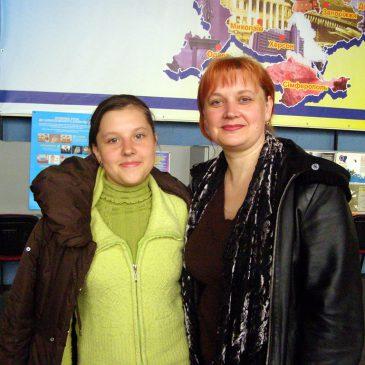 9 лет без тебя… Памяти Надюши Лисовской!