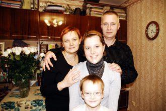 Лисовская Надежда, Москалев Александр, Нина Москалева, Илья Москалев