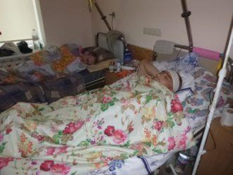 Раненные на Майдане
