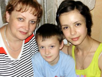 Москалева Нина, Пиляева Анастасия