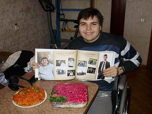 Столярчук Владислав. Самые маленькие победы радуют сердце