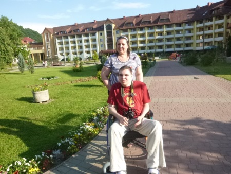 Столярчук Владислав. Время контрольного обследования