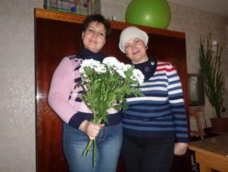 Столярчук Алла и Москалева Нина