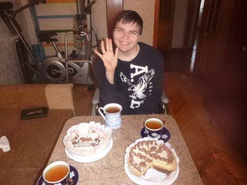 Столярчук Владислав. Мальчик нуждается в вашей помощи.