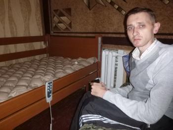 Рогачев Дмитрий. Крик о помощи