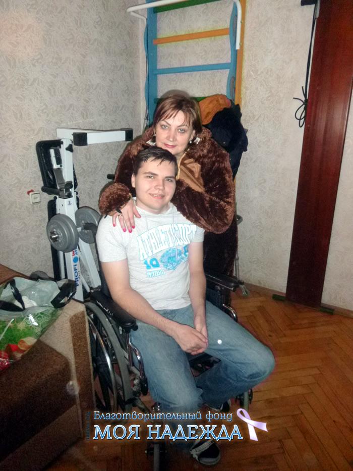 Столярчук Владислав. Повторная просьба. К сбору — 33 800 грн.