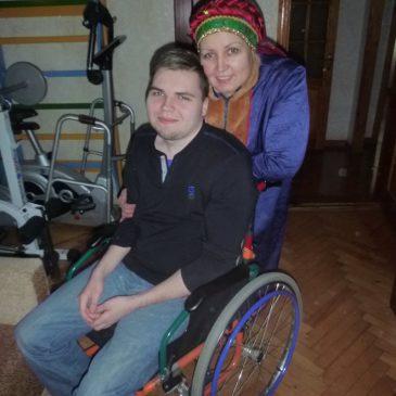 Владислав Столярчук нуждается в  вашей помощи. К сбору — 15 000 грн