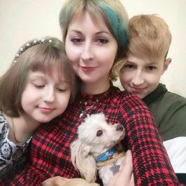 Александра Антоненко. Как же много боли  и страданий для одного человека