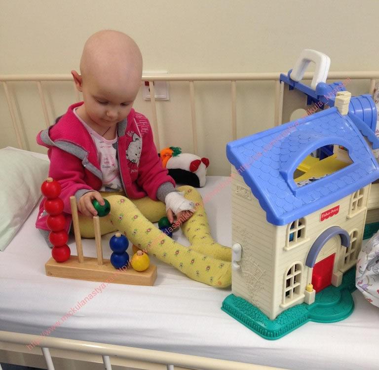Микула Анастасия. Лечение продолжается и помощь ей еще очень нужна!