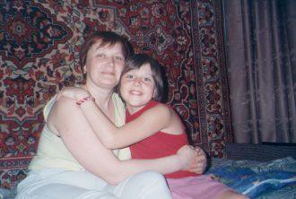 Лисовская Надежда и Нина Москалева