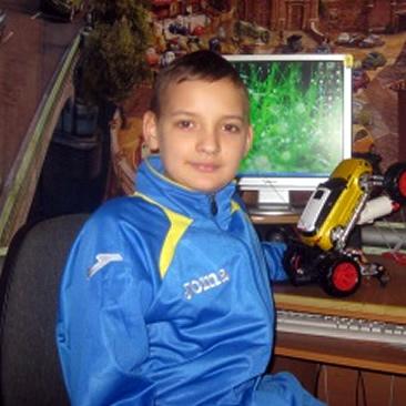 Белый Владислав (06.12.2002 — 07.03.2020)