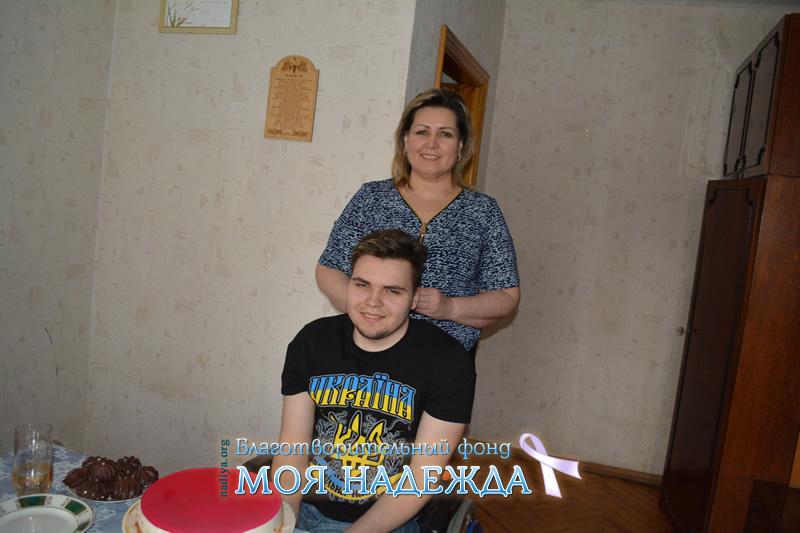 Владислав Столярчук. Еще один  шанс, чтобы подняться на ноги